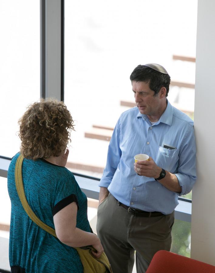 Prof. Daniel R Schwartz and Dr. Miri Bar-Ziv Levi