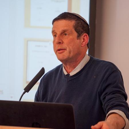 launch of Prof. Daniel Schwartz's book
