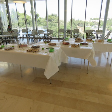 Rosh HaShana reception